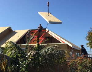 ISX-Craning Roof PanelX